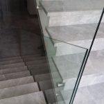 Glazed Stairways