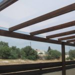 Wooden Framed Pergolas
