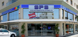 Stelios Panayiotou & Sons Ltd | Building materials in Limassol