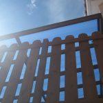 Wooden Framed Pergolas